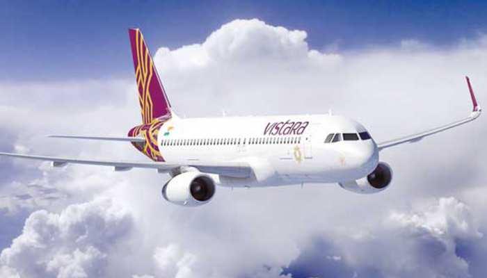 सिंगापुर के लिए शुरू करेगी विस्तारा अपनी पहली अंतरराष्ट्रीय उड़ान