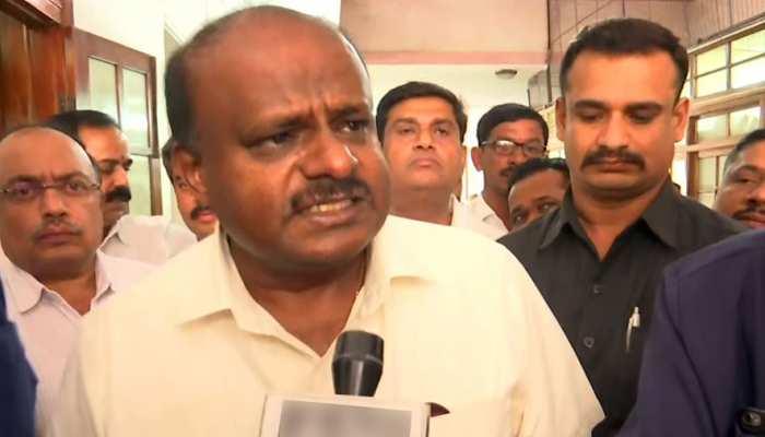 कर्नाटक विधानसभा का मानसूत्र सत्र आज से, कुमारस्वामी सरकार पर संकट के बादल
