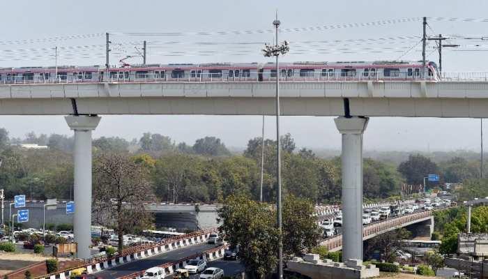 सुप्रीम कोर्ट ने दिल्ली मेट्रो के फेज-4 परियोजना पर काम शुरू करने का दिया निर्देश
