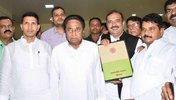 गोवा, कर्नाटक में सियासी उठापटक के बाद मध्यप्रदेश की कमलनाथ सरकार में हलचल