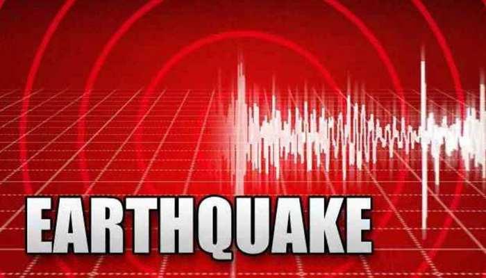 जापान में 6.1 तीव्रता का भूकंप, 242.18 किलोमीटर की गहराई में था केंद्र