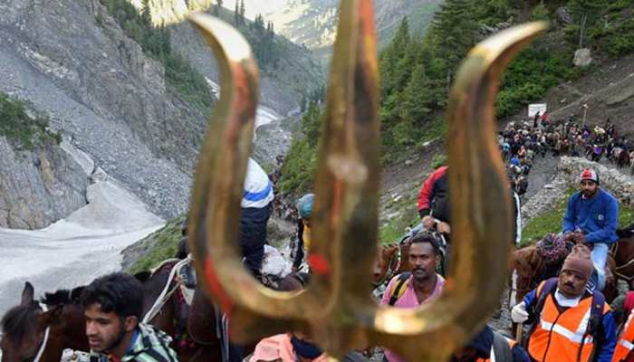 अलगाववादियों के चलते रुकी अमरनाथ यात्रा, जम्मू से नहीं रवाना किया गया शिव भक्तों का जत्था