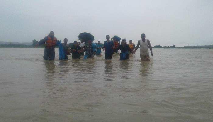 नेपालः बाढ़ और भूस्खलन से अब तक 43 की मौत, 24 लापता और 20 घायल