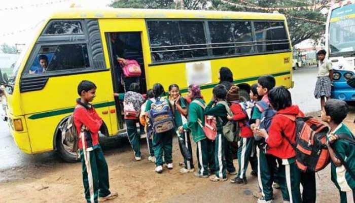 हादसे रोकने को योगी सरकार का बड़ा कदम, स्कूल वाहन में बच्चे भी सीट बेल्ट से होंगे लैस