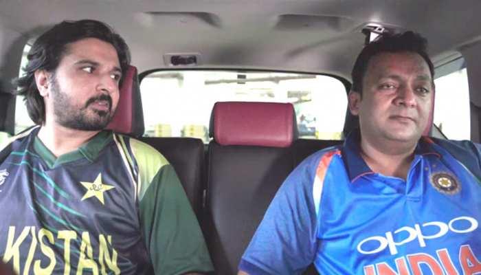 VIDEO: टीम इंडिया की विदाई पर उड़ाई हंसी तो पाकिस्तानी फैन को मिला करारा जवाब