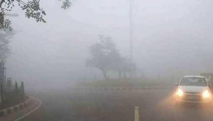 बीकानेर: आसमान में छाई धूल की चादर, अस्थमा के मरीजों की बढ़ी परेशानी