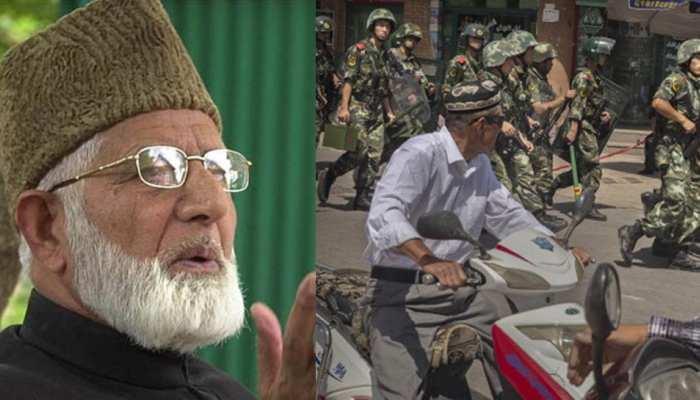 मोदी सरकार के बाद कश्मीर के अलगाववादियों के खिलाफ चीन भी दिखा सकता है कड़ा रुख, ये है वजह