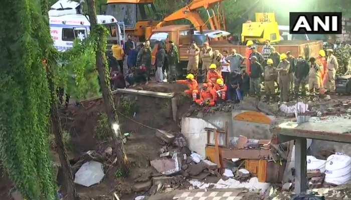 सोलन हादसे में अब तक 7 की मौत, 28 को सुरक्षित बाहर निकाला गया, रेस्क्यू ऑपरेशन जारी