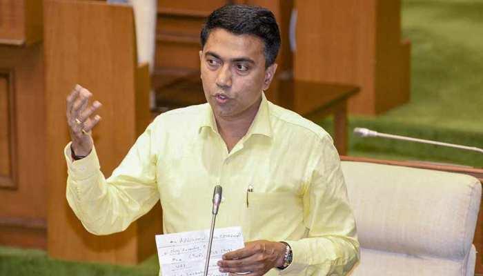 सोमवार से शुरू होगा गोवा विधानसभा का मानसून सत्र