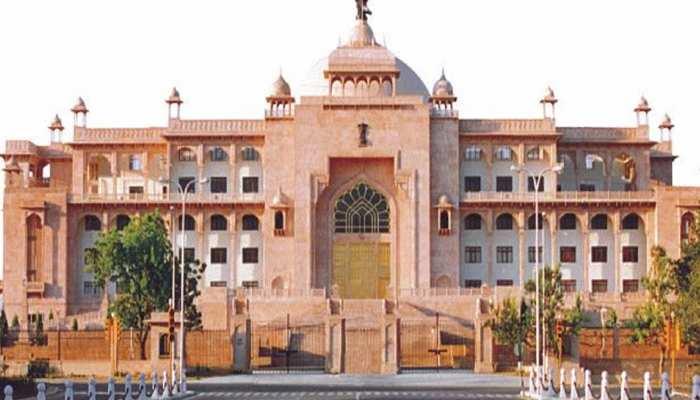 राजस्थान विधानसभा में हंगामें की भेट चढ़ा प्रश्नकाल, धरने पर बैठे विधायक