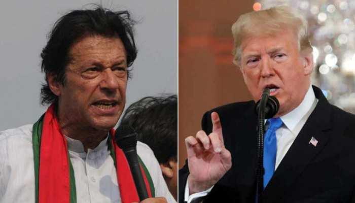 कश्मीर मामले में पाकिस्तान अमेरिका से मांगेगा मदद, ट्रंप से मिलकर इमरान करेंगे बात
