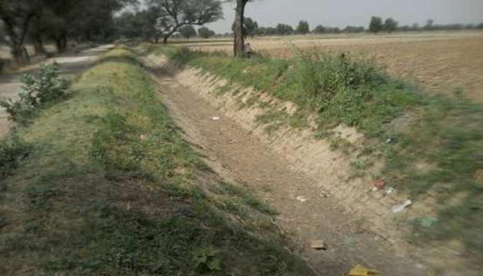 कोटा: भीषण गर्मी से नहरें सूखीं, किसान सिंचाई के लिए पानी को मोहताज