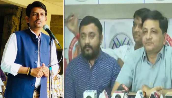 अल्पेश ठाकोर और धवल सिंह झाला होंगे बीजेपी में शामिल, बोले - कांग्रेस में मुझे सिर्फ मानसिक तनाव मिला