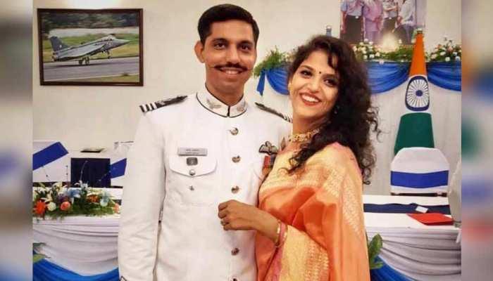 शहीद स्क्वाड्रन लीडर की पत्नी गरिमा अबरोल जॉइन करेंगी IAF, पास किया इंटरव्यू