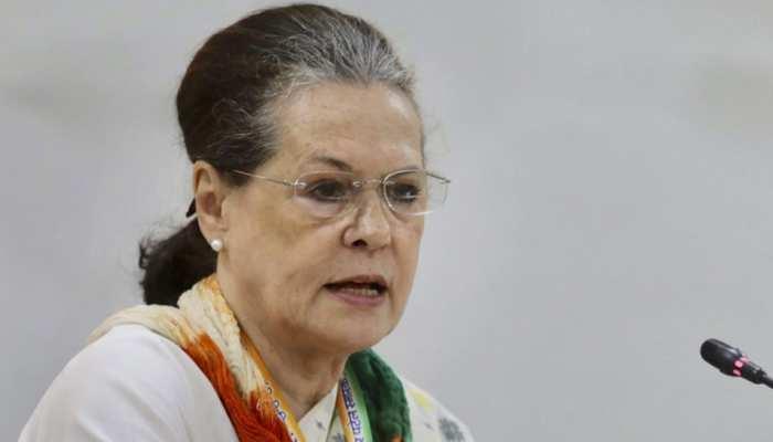 कांग्रेस में उठी मांग, सोनिया गांधी फिर से संभालें अध्यक्ष पद की कमान