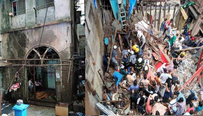मुंबई में मौत के 600 आशियाने जिन्हें बीएमसी ने भेज रखा है नोटिस