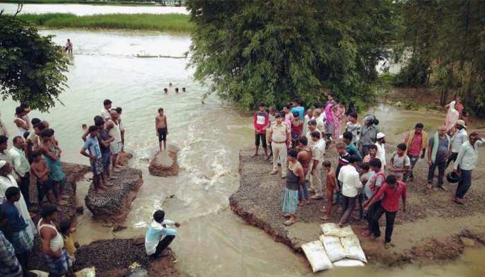 बिहार में बाढ़ से स्थिति भयावह, 25 लाख लोग प्रभावित, 26 रेस्क्यू टीम तैनात