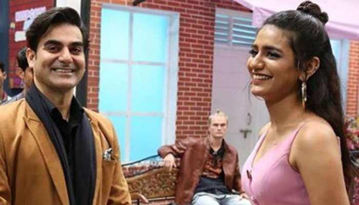 इस फिल्म में प्रिया प्रकाश करेंगी अरबाज के साथ काम, एक्टर ने दी डेब्यू से पहले ये सलाह...