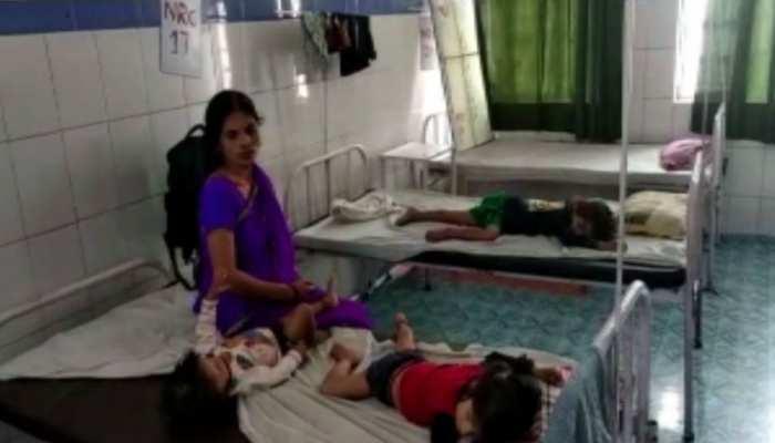 बिहार के इस जिले में पाए गए 36 कुपोषित बच्चे, प्रशासन के उड़े होश