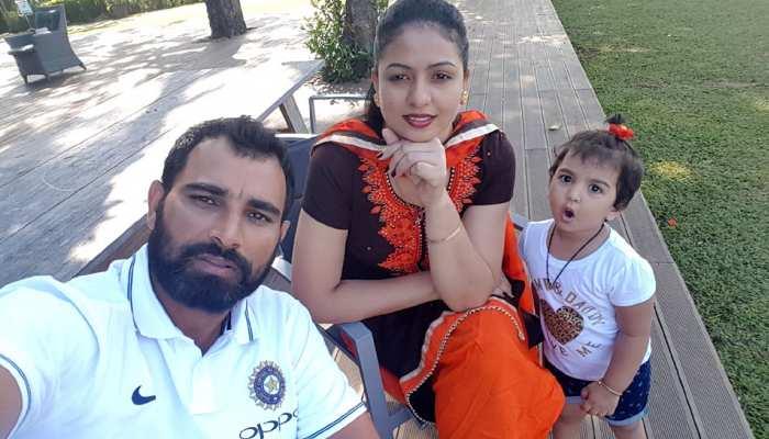 बेटी के बर्थडे पर क्रिकेटर शमी का भावुक ट्वीट, 'चिंता नहीं करना स्वीटहार्ट, मैं जल्द ही मिलने आऊंगा'