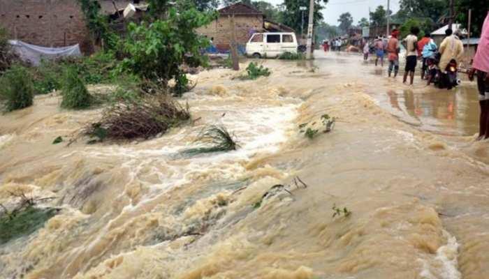 जामताड़ा: बाढ़ के साथ चीनी मिल ने किया किसानों को बेहाल, 150 एकड़ में फसल बरबाद