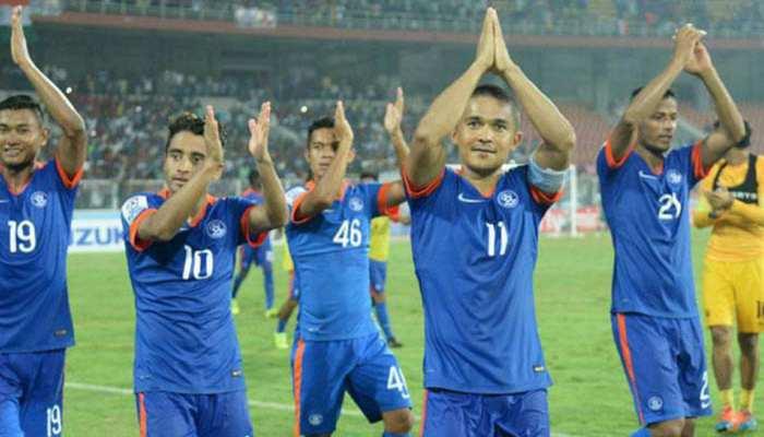 फीफा 2022: एशियाई क्वालीफायर,एएफसी एशियन कप के लिए भारतीय फुटबॉल टीम का ग्रुप तय
