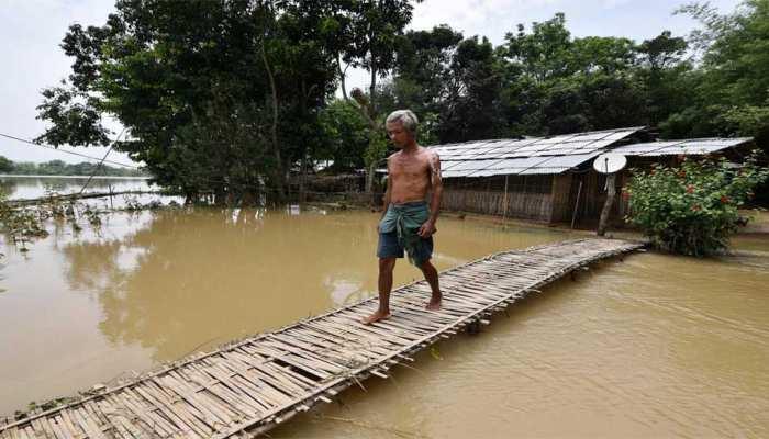 2018 में बाढ़ से भारत को सबसे अधिक नुकसान, 20 साल में देश में बह गए 547 लाख करोड़