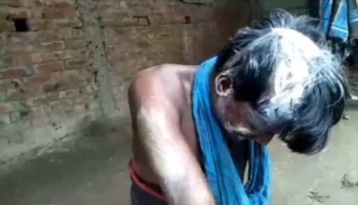 बिहार : फारबिसगंज में भीड़ का इंसाफ, महिला के साथ पकड़े गए युवक की बेरहमी से पिटाई