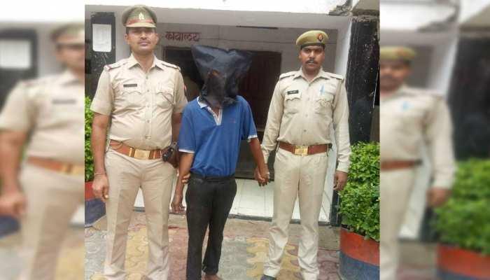 गाजियाबाद: हिंडन एयरबेस की सुरक्षा में लगी सेंध, सुरक्षा घेरा तोड़कर घुसा युवक, पहुंचा जेल