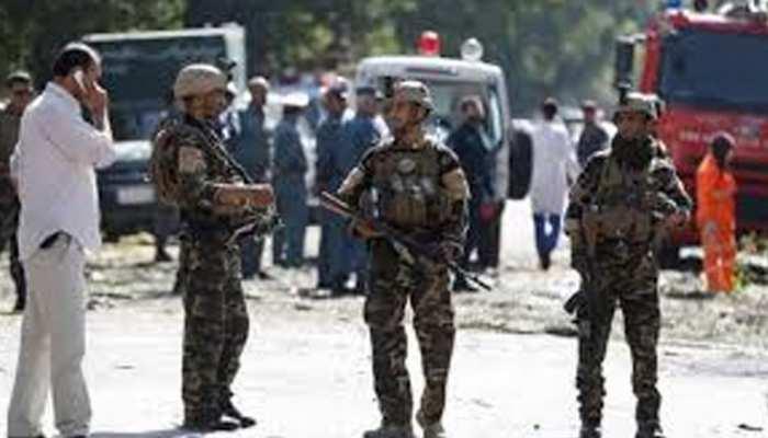 अफगानिस्तान: काबुल विश्वविद्यालय के बाहर धमाके में 9 की मौत, 33 घायल