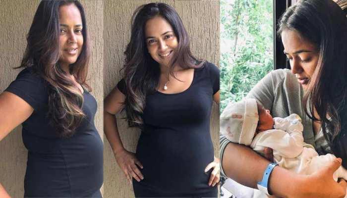 Sameera Reddy Share Her Experience 5 Days After Delivering Baby Girl