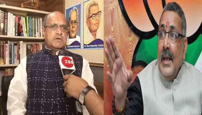 आरएसएस की जांच वाली चिट्ठी पर JDU-BJP आमने सामने, गिरिराज पर जमकर बरसे केसी त्यागी