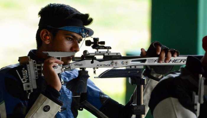 ऐश्वर्य प्रताप ने वर्ल्ड रिकॉर्ड के साथ जीता स्वर्ण, पदक तालिका में भारत शीर्ष पर