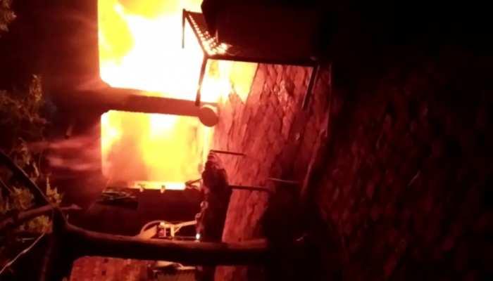 चीन में गैस फैक्ट्री में विस्फोट, 10 लोगों की मौत की पुष्टि