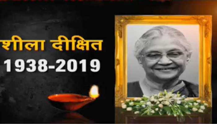 शीला दीक्षित के निधन से राजस्थान कांग्रेस में शोक की लहर, नेताओं ने दी भावभीनी श्रद्धांजली