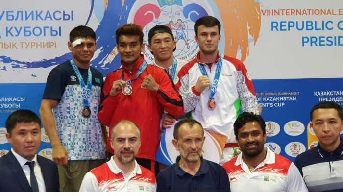 Boxing: शिवा थापा ने निभाया खेल मंत्री से किया खास वादा, प्रेसिडेंट्स कप में जीता गोल्ड