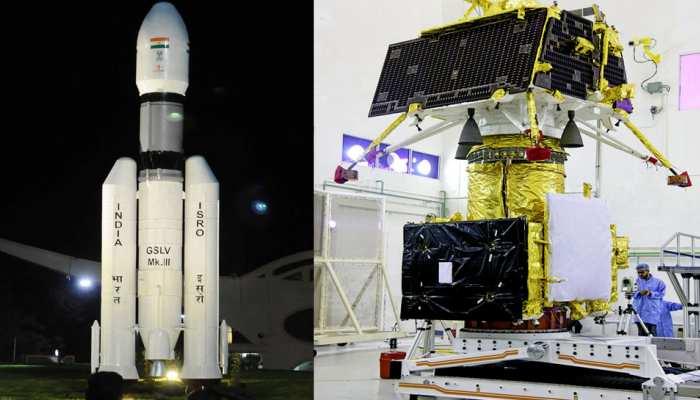 कल चंद्रयान-2 को लॉन्च करने के लिए ISRO पूरी तरह तैयार, आज शुरू होगा काउंटडाउन