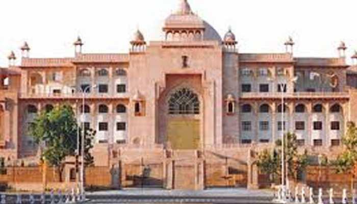 राजस्थान: सदन में प्रश्नकाल के मुद्दे पर BJP ने काली पट्टी बांध कर किया विरोध