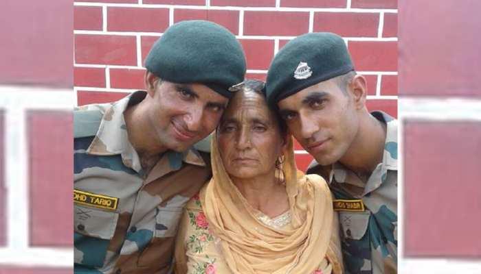 शहीद औरंगजेब के दोनों छोटे भाई सेना में भर्ती, पिता बोले - मातृभूमि की रक्षा करेंगे