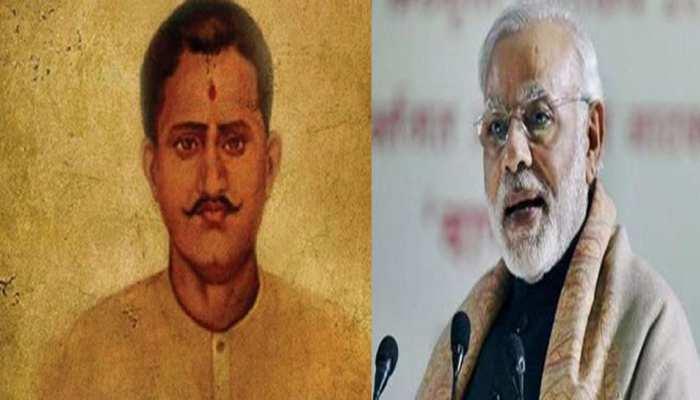 महान क्रांतिकारी शहीद चंद्रशेखर आजाद की जयंती आज, PM मोदी ने दी श्रद्धांजलि
