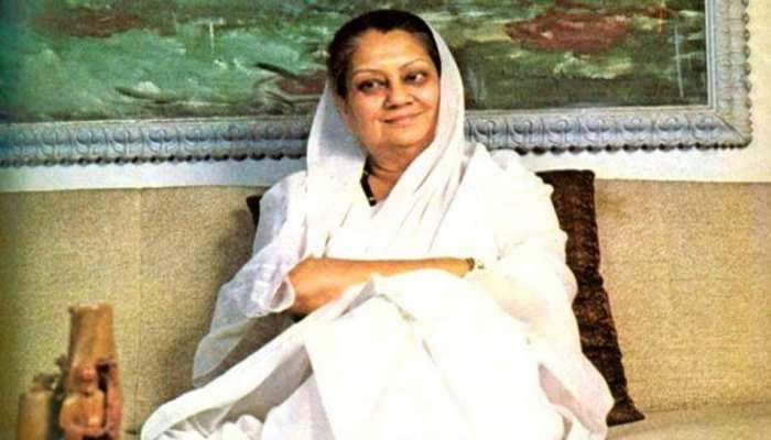 विजयराजे सिंधिया की छोटी बहन सुषमा सिंह का 87 वर्ष की आयु में निधन