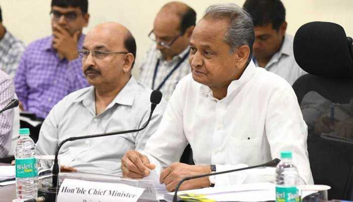 राजस्थान: जल संकट पर अशोक गहलोत ने की उच्चस्तरीय बैठक, दिए कई निर्देश