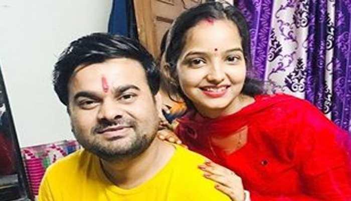 साक्षी मिश्रा ने इंस्टाग्राम पर लगाई पति के साथ DP, बोलीं- 'अजितेश की शेरनी हूं'