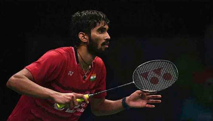 Badminton: मैच में बढ़त बनाने के बावजूद हारे श्रीकांत, जापान ओपन से हुए बाहर