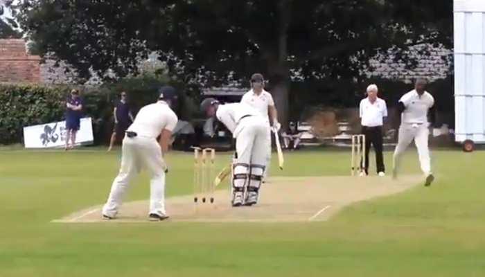 सचिन तेंदुलकर ने VIDEO शेयर कर पूछा- बल्लेबाज 'आउट या नॉटआउट', चक्कर में पड़ गए फैंस