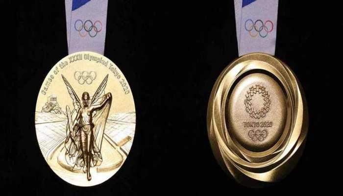 टोक्यो ओलंपिक 2020: मेडल्स बनाने के लिए स्मार्टफोन से निकाला गया है सोना-चांदी