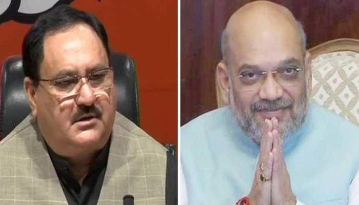 कर्नाटक बीजेपी के सीनियर नेता आज दिल्ली में कर सकते हैं शाह और नड्डा से मुलाकात