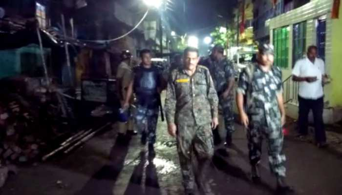 पश्चिम बंगाल: बीजेपी सांसद पर हुआ जानलेवा हमला, बदमाशों ने फेंके बम, चलाई गोलियां