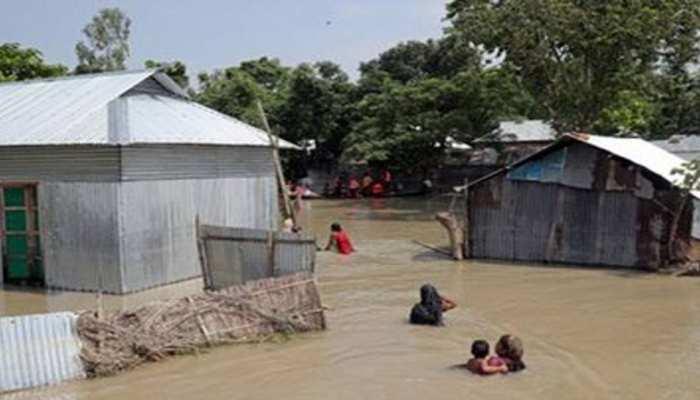 मॉनसून: उत्तर पूर्वी राज्यों में तेज बारिश से बाढ़ जैसे हालात, इन जगहों पर दो दिन तक होगी भारी बारिश