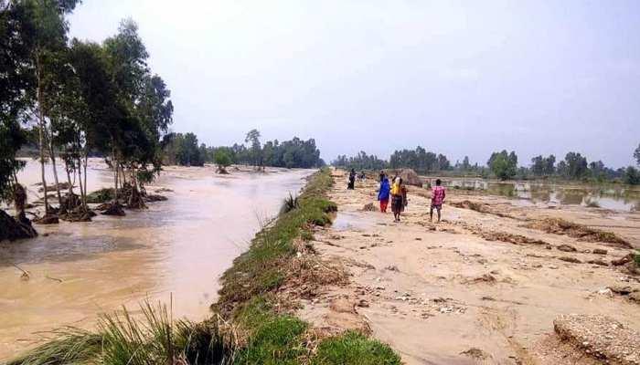 बिहार में बाढ़ का कहर जारी, सैलाब से अब तक 11 जिलों में 123 लोगों की गई जान